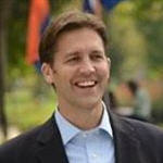 Midland University President and 2014 Senate hopeful Ben Sasse